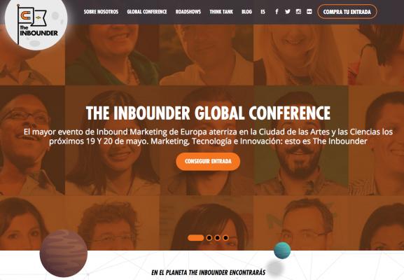 the inbounder global conference