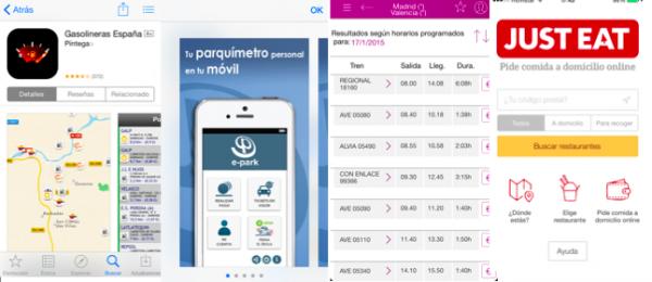 apps para vivir en Madrid